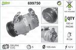 Kompresor klimatyzacji VALEO 699750