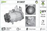 Kompresor klimatyzacji VALEO  813657
