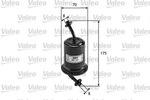 Filtr paliwa VALEO 587037 VALEO 587037