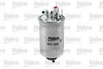 Filtr paliwa VALEO  587560-Foto 2