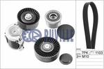 Zestaw paska klinowego wielorowkowego RUVILLE 5507980 RUVILLE 5507980
