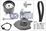 Zestaw paska rozrządu + pompa wody RUVILLE 55581702