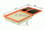 Filtr powietrza BOSCH  F 026 400 035-Foto 5