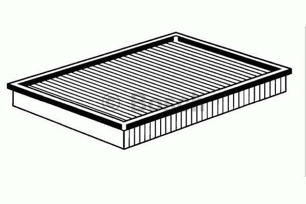 Filtr powietrza BOSCH (1457429870)