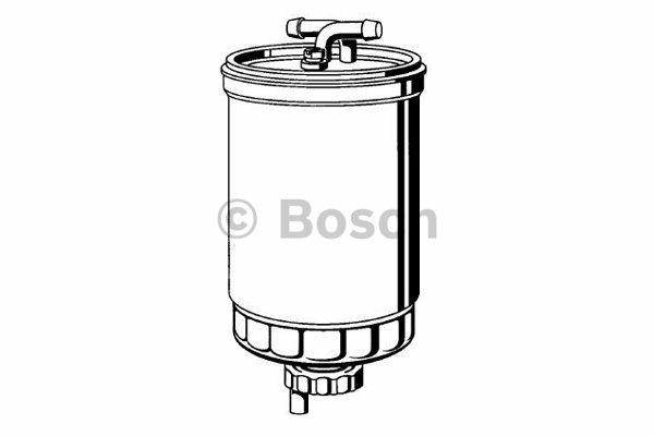 Filtr paliwa BOSCH (0450906261)