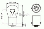 Żarówka światła cofania BOSCH 1987302280
