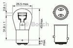 Żarówka P21/5W Bosch Pure Light BAY15d 12V 5W-Foto 3