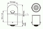 Żarówka R5W Bosch Pure Light BA15s 12V 5W-Foto 2