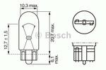 Żarówka światła cofania BOSCH 1987302206