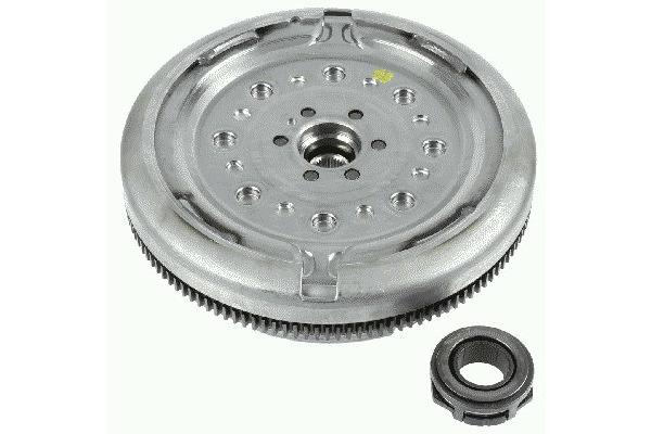Sprzęgło - komplet SACHS ZMS Modul XTend (2290601004)