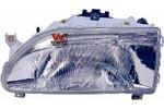 Reflektor VAN WEZEL 4320945