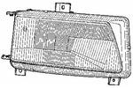 Reflektor WEZEL 4912943V
