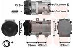 Kompresor klimatyzacji VAN WEZEL 1800K322 VAN WEZEL 1800K322