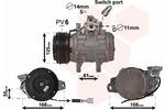 Kompresor klimatyzacji VAN WEZEL  7400K030