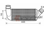 Chłodnica powietrza doładowującego - intercooler VAN WEZEL 09004270 VAN WEZEL 09004270