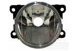 Reflektor przeciwmgłowy - halogen VAN WEZEL 0929999 VAN WEZEL 0929999