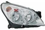 Reflektor VAN WEZEL 3745964 VAN WEZEL 3745964