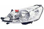 Reflektor VAN WEZEL 1612961V