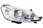 Reflektor VAN WEZEL 1612962