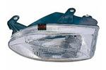 Reflektor VAN WEZEL 1615961V