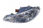 Reflektor VAN WEZEL 4028964