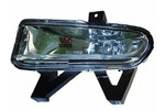 Reflektor przeciwmgłowy - halogen VAN WEZEL 4049998 VAN WEZEL 4049998