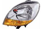 Reflektor VAN WEZEL 4311962
