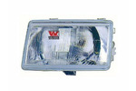 Reflektor VAN WEZEL 4321941