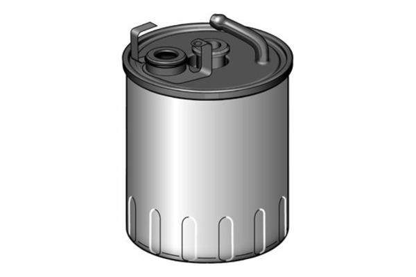 Filtr paliwa PURFLUX (CS484)
