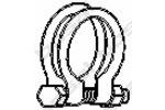 Obejma układu wydechowego BOSAL  250-547-Foto 2