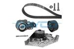 Zestaw paska rozrządu + pompa wody DAYCO KTBWP1190