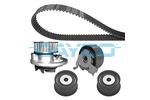 Zestaw paska rozrządu + pompa wody DAYCO KTBWP4120