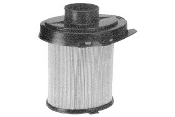 Filtr powietrza CHAMPION (Cardboard box) (V401/606)