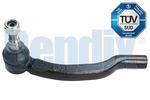 Końcówka drążka kierowniczego poprzecznego BENDIX 040566B BENDIX 040566B