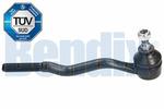 Końcówka drążka kierowniczego poprzecznego BENDIX 040621B