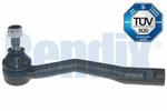 Końcówka drążka kierowniczego poprzecznego BENDIX 040706B