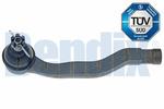 Końcówka drążka kierowniczego poprzecznego BENDIX 040727B