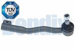 Końcówka drążka kierowniczego poprzecznego BENDIX 040807B