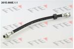 Przewód hamulcowy elastyczny FTE 261E.666E.1.1 FTE 261E.666E.1.1