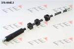 Przewód hamulcowy elastyczny FTE  370.404E.2