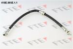 Przewód hamulcowy elastyczny FTE 418E.865E.1.1 FTE 418E.865E.1.1