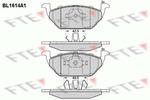 Klocki hamulcowe - komplet FTE BL1614A1