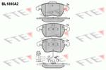 Klocki hamulcowe - komplet FTE BL1895A2 FTE BL1895A2