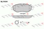 Klocki hamulcowe - komplet FTE BL2163A1