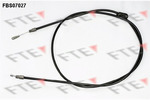 Linka hamulca postojowego FTE FBS07027 FTE FBS07027