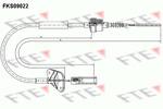 Linka sterowania sprzęgłem FTE FKS09022