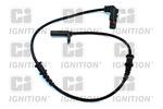 Czujnik prędkości obrotowej koła (ABS lub ESP) QUINTON HAZELL  XABS292 (Oś przednia)