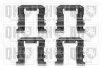 Zestaw akcesoriów klocków hamulcowych QUINTON HAZELL  BFK878