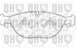 Klocki hamulcowe - komplet QUINTON HAZELL BP1053