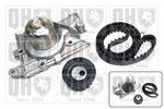Zestaw paska rozrządu + pompa wody QUINTON HAZELL QBPK1290 QUINTON HAZELL QBPK1290